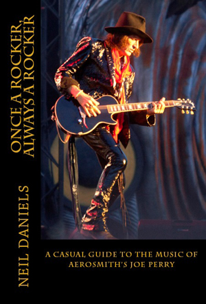 New joe perry book once a rocker always a rocker for Perry cr309 s manuale
